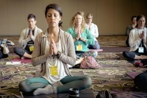 Zufriedenheit - Yoga Mental Seminar
