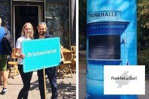 Frankfurt am Start-Spezial - Das Brückenviertel, die Führung zum Stadtteilfest