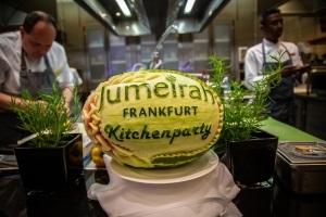 Weihnachts-Special - Winter Wonderland Küchenparty im Jumeirah Frankfurt