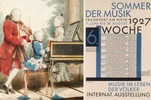 Musikstadt Frankfurt - Eine audiovisuelle Tour durch 400 Jahre Musik