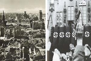 Frankfurt im 3. Reich - Die Führung am Vorabend des Jahrestages der Pogromnacht