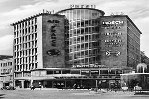Frankfurts frühe Hochhäuser - von den 20er bis zu den 50er Jahren