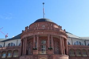 Im Westen viel Neues! Festhalle-Rebstock-Gallus - Modernität auf historischem Boden...