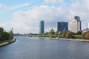 Entlang des Mains - Geschichte & Ausblick auf das Frankfurter Mainufer