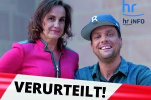 VERURTEILT! DER GERICHTSPODCAST LIVE - mit Heike Borufka & Basti Red