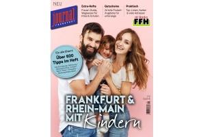 Sonderheft FRANKFURT & RHEIN-MAIN MIT KINDERN - Der Familienführer