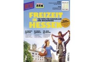 Sonderheft FREIZEIT IN HESSEN - Der Freizeitführer