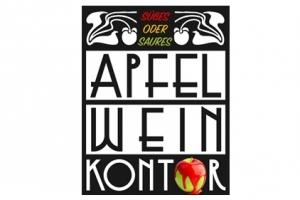 Apfelweinverkostung im Apfelweinkontor -