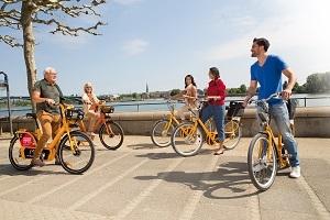 Best of Mainzer Sommer daheim - Mit Rad & Schorle über Rhein & Main