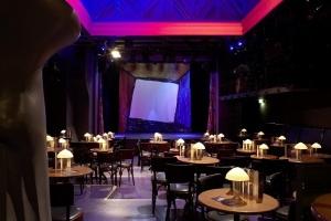 Frankfurts Varietétheater & ihre Geschichte - Freche Chansons & verblüffende Magie
