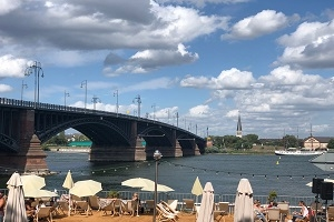 Best of Mainzer Sommer daheim - Von Hafen zu Hafen