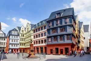 Die sieben Hügel Roms in Frankfurt - Eine lustige Führung rund um den Römerberg