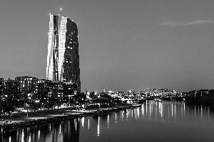 Frankfurter Osten black & white - Das Poster für alle FFM-Verliebten (DIN A3)