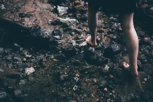 Barfuß Workshop - Den Wald mit allen Sinnen erleben