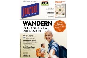 Sonderheft WANDERN in Frankfurt & Rhein-Main - Der Sportguide