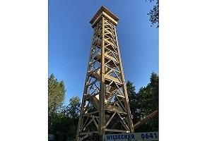 Goetheturm 3.0 - Der Wiederaufbau von Frankfurts liebstem Holzturm
