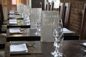 Herbst-Schlemmerwochen 2020: Restaurant schauMahl - 4-Gänge-Herbst-Menü 59 €