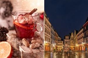 Fröhliche Wei(h)nachten! - Der kulinarische Winterspaziergang