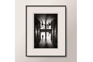 Max Kling // Bild ,Spiegelung' Schirn