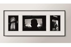 Max Kling // Bild Triptychon 1 (U-BahnRömer | Schauspiel | Bahnhofsviertel)