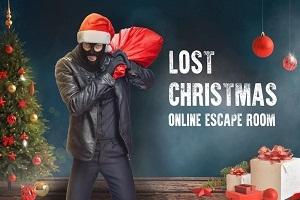 Lost Christmas - Das Online Escape Game zum Corona-Zeitvertreib