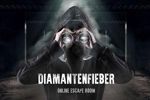 Diamantenfieber - Das Online Escape Game zum Corona-Zeitvertreib