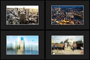 Für alle FFM-Verliebten - Unsere gerahmten FFM-Bilder in verschiedenen Größen