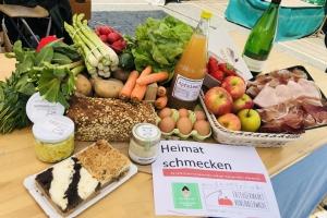 Erzeugermarkt Frankfurt, ein köstliches Erlebnis - Saisonale & regionale Verköstigungspakete für Zuhause
