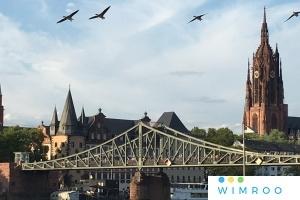 Interaktive LIVE-FÜHRUNG: Über sieben Brücken - Die Online-Tour zu alten & neuen Wegen von hibbdebach nach dribbdebach...