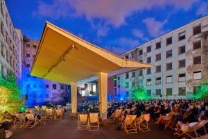 ENDLICH WIEDER KINO! - Das FREILUFTKINO FRANKFURT mit spannenden Film-Highlights