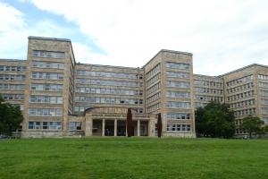 Der Campus Westend Outside - Eine Führung über den Universätscampus Frankfurt Westend