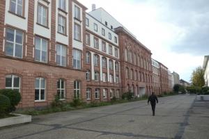 Der Campus Bockenheim Outside - Eine Führung über den Universitätscampus Bockenheim