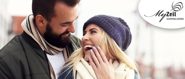 Traum-Heiratsantrag zu gewinnen!