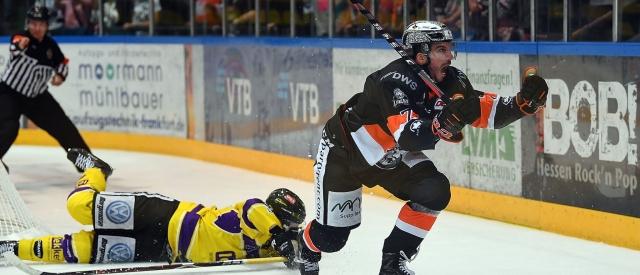 Frankfurts Eishockeycracks
