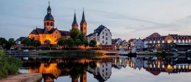 Hinter den Kulissen der schönen Einhardstadt