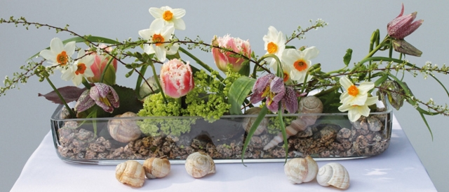 Blumenkränze & -gestecke selbst gestalten