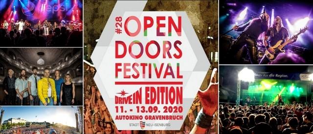 OPEN DOORS Festival