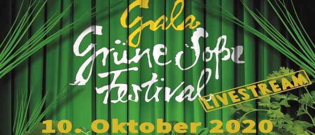 Grüne Soße Gala am 10.10.2020